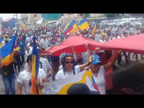 Marcha Barquisimeto Estado Lara