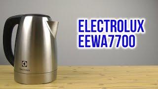 Розпакування ELECTROLUX EEWA7700
