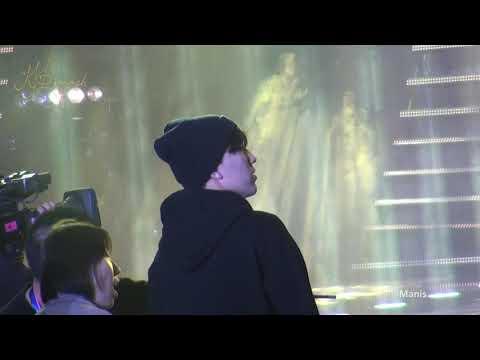 【fancam】Dimash Kudaibergen  Димаш Құдайберген  迪玛希 20190111 西安一带一路国际时尚周 花絮小片段
