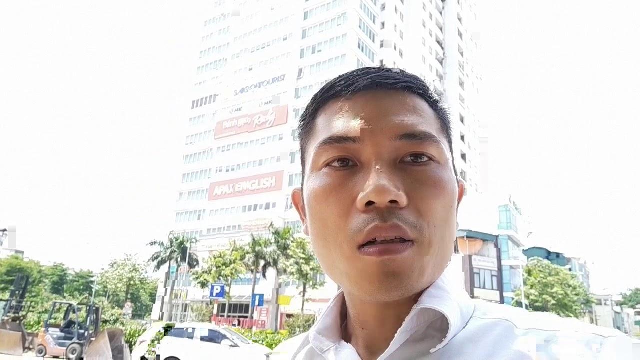 Nguyễn Danh Hào bán toà nhà Văn Cao 850 tỷ