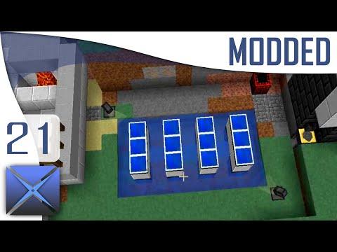 FTB Unstable (Ryotcraft)(Modded Minecraft 1.8)    EXTRA UTILITIES 2!    Ep 21