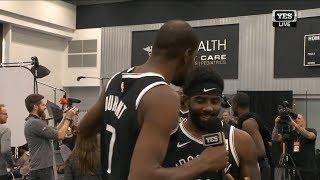 Kevin Durant - 2019 Brooklyn Nets Media Day - September 27