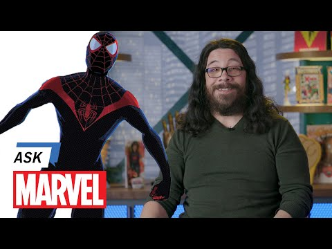Saladin Ahmed Answers YOUR Spider-Man & Ms. Marvel Questions! | Ask Marvel