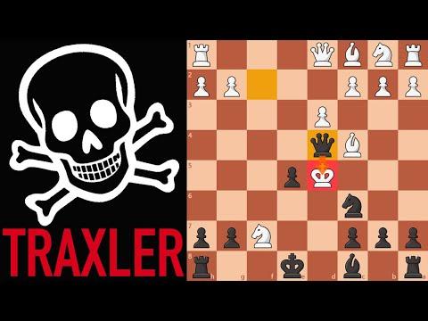 WIN IN 7 MOVES | Traxler Counter-Attack