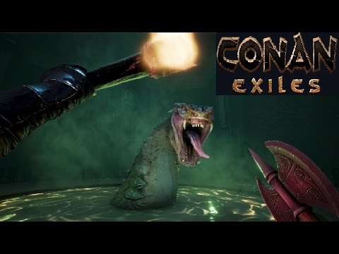 conan exiles the dregs youtube. Black Bedroom Furniture Sets. Home Design Ideas