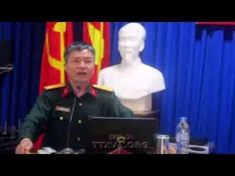 'Bí mật nhà nước' qua lời đại tá Trần Đăng Thanh