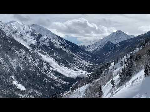 Colorado Avalanche - Maroon Creek - YouTube