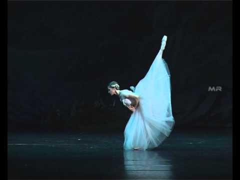 Angelina Vorontsova, Giselle (2 Act)