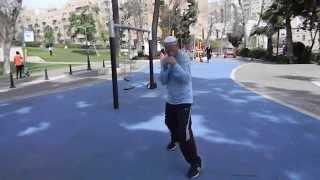 урок 1. самоучитель по боксу для начинающих