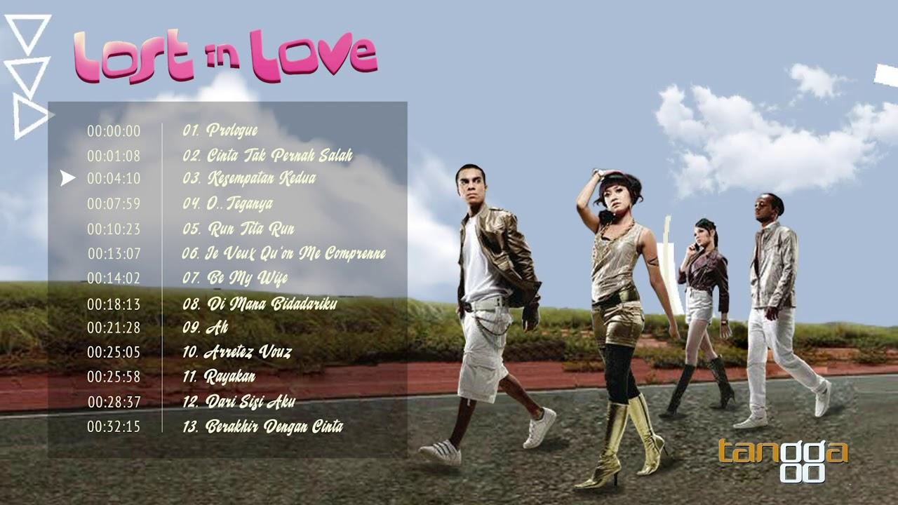Tangga - Lost In Love [ALBUM KE 3 TANGGA]
