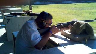 8mm yugo mauser shooting for the first time