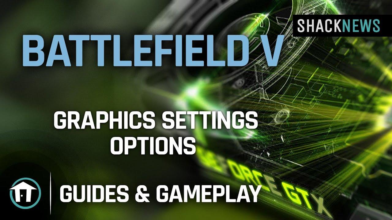 Disable V-Sync in Battlefield 5 on PC | Shacknews