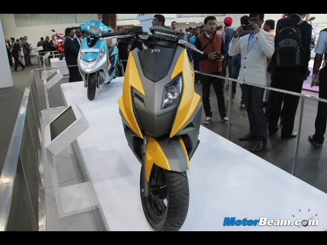 Top 10 Best Upcoming Scooter In India 2017 And 2018 - TRUEMOBILES