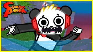 Roblox Flood Escape Parkour PRO Let's Play with Combo Panda