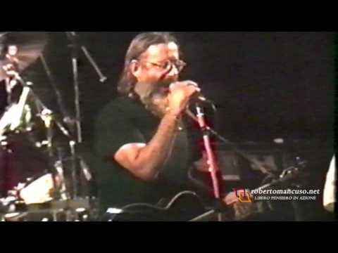 I Nomadi - Augusto Daolio: C'è un re - LIVE 1991