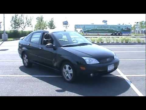 2005 ford focus zx4 st youtube. Black Bedroom Furniture Sets. Home Design Ideas