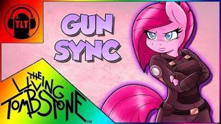 ♪ Gypsy Bard Gun Sync ♪ ~ The Living Tombstone Remix w/Lyrics (Short)