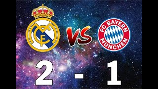 Bayern Munich vs Real Madrid 2-1 UCL 2017 2018  Highlights English Commentary HD