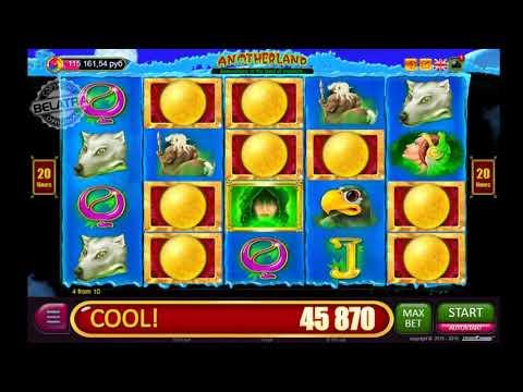 Большой выигрыш! | Онлайн слот Anotherland от BELATRA | Slot Machine For Real Money | BIG WIN