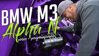 JP Performance - BMW M3 E30   Alpha N