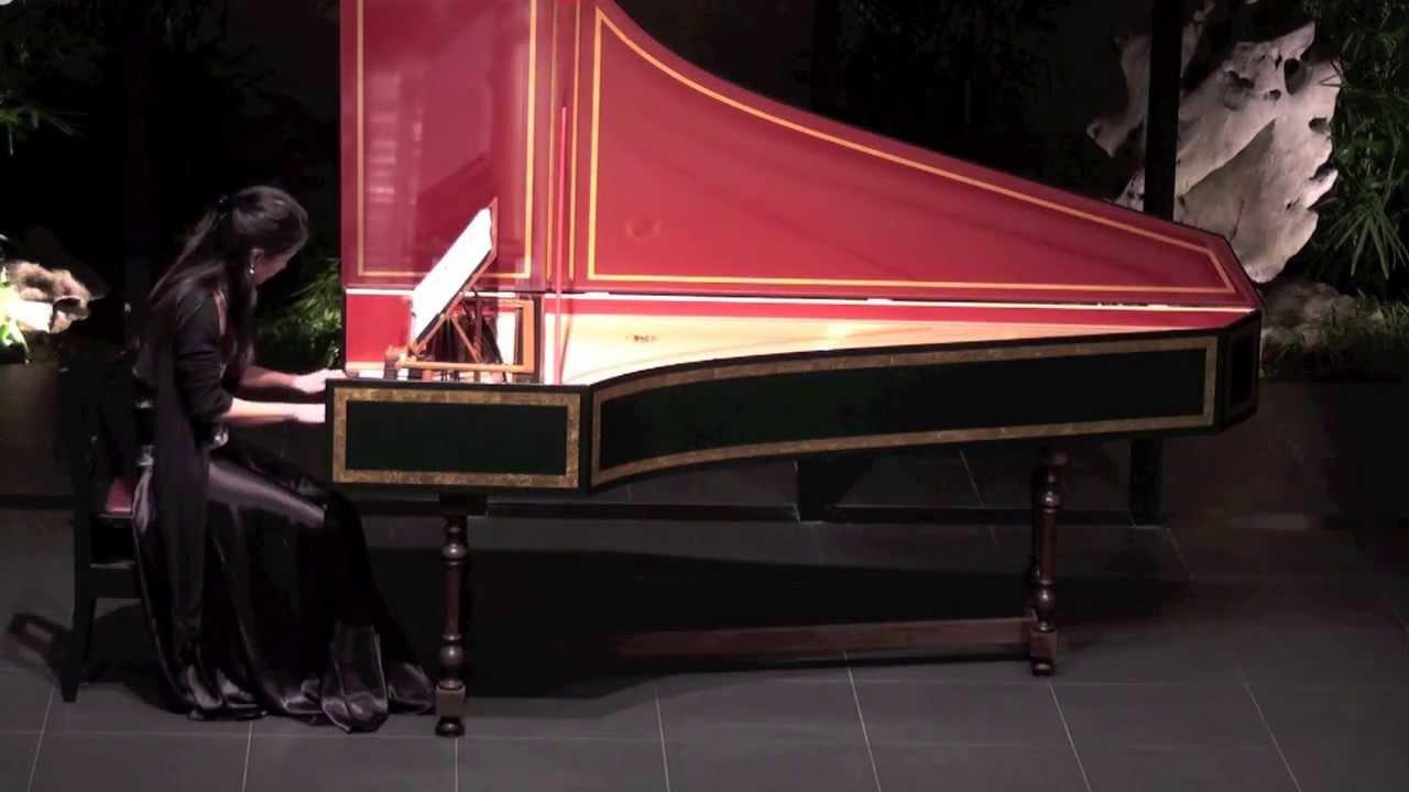 Jean- Philippe Rameau: Allemande