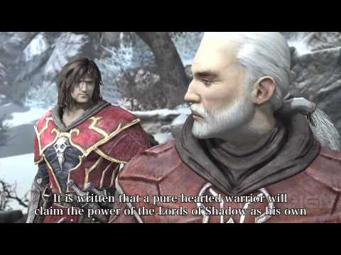 Castlevania Lords of Shadow - Hideo Kojima Special Trailer
