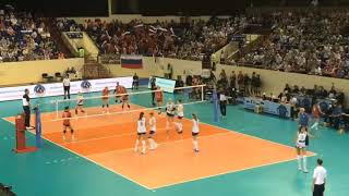RUSSIA x GERMANY Friendly Match | Governor's Cup 2019 | 3 SET