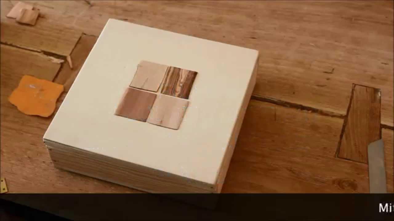 film 4 holzoberfläche mit einer cutterklinge glätten - youtube