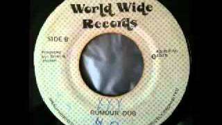 MURPHEY ROME - A lie dem a tell + rumour dub (1975 World wide records)