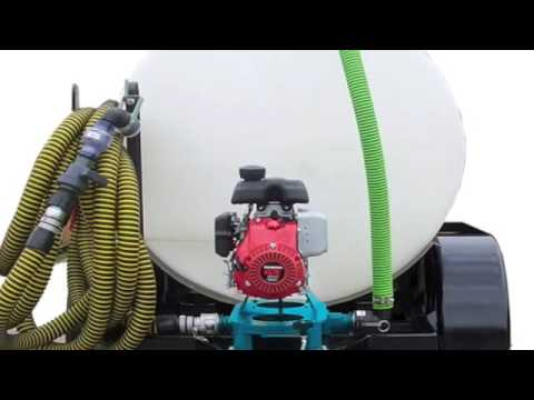 Honey Wagon Pump System