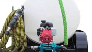 Honey Wagon Pump System