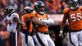 60 Seconds: A mistake by Broncos to let DeMarcus Walker walk