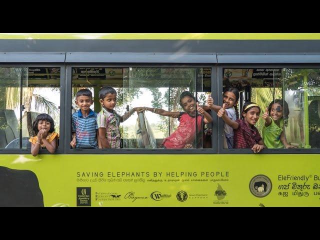 SLWCS Presents the EleFriendly Bus