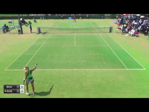 Boulter Katie v Robson Laura - 2017 ITF Kurume