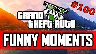 GTA 5 Funny Moments #100 'BEST OF' with The Sidemen (GTA V Online Funny Moments)
