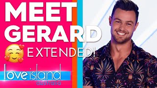 Gerard reveals his love of cooking with a cheeky twist | Love Island Australia 2019