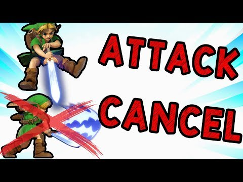 Attack Cancel (Smash Ultimate) thumbnail