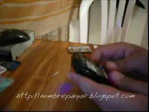 Como Medio Armar Un Motorola Z6