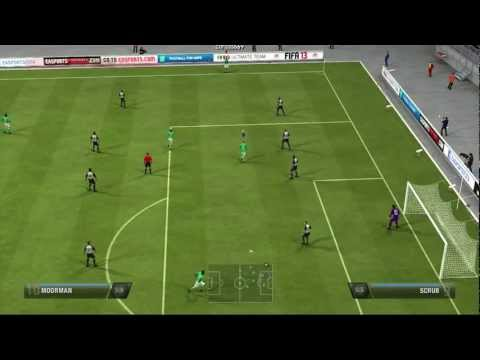 Fifa 13: Brian Moorman Highlights #1 (Pro Clubs) | HD