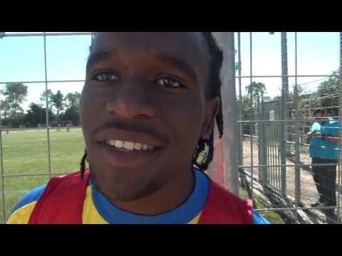 French Football Schools - EduKick France Academy Player Interview with James Kihato
