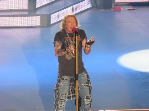 "Gun N' Roses - ""Chinese Democracy"" - 11/25/2017 - The Forum (Inglewood, CA)"