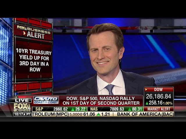 Paul Dietrich   Fox Business News 04 01 2019 Cavuto Coast to Coast