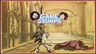 Game Grumps Sonic and the Black Knight Best Moments Part 2