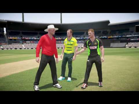DBC 17 - Mitchell Starc Career Mode - (T20 vs South Africa Game 2)