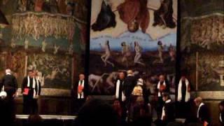 La Cantate de l'Apocalypse, Pere Andre Gouzes