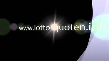 Lottoquoten - So funktioniert's!