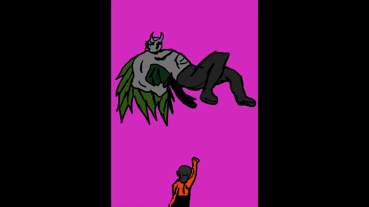3b Comics: Arman Anime (Second Animation)