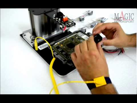 Mag Bench How To Connect Bosch Edc16 Or Me9 X Ecu Youtube