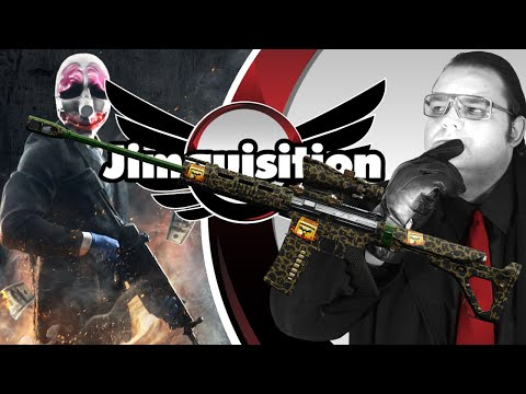Jim Sterling on PAYDAY
