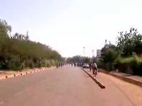 En mob à Koudougou